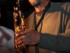 Jeff Robinson on Sax, Keys, Perc