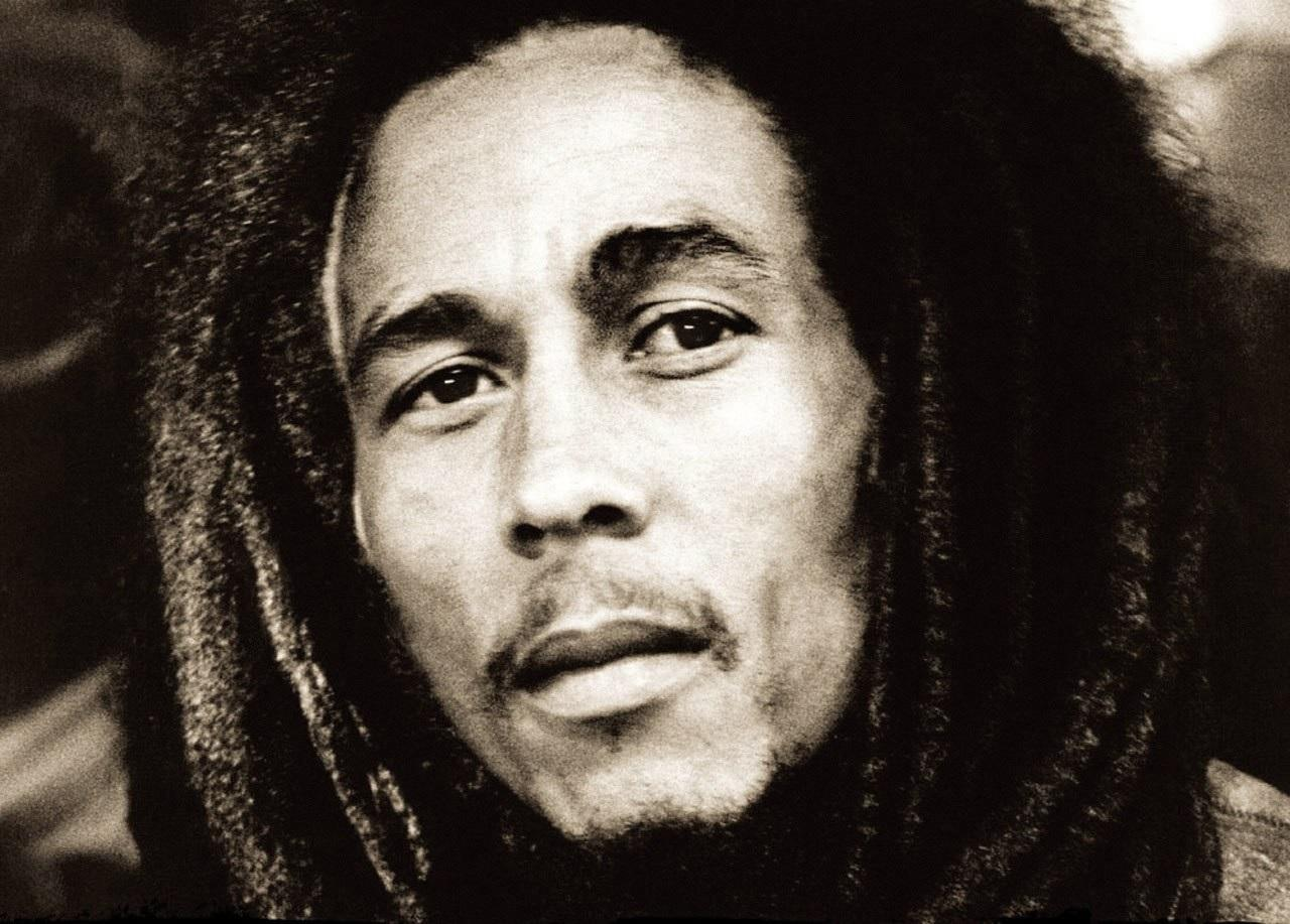 a tribute to Bob Marley